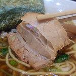 百日紅 - 煮干し醤油そば(780円)