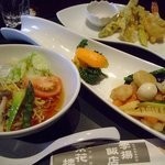 京花楼 - 期間限定冷やし麺セット 1480円