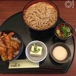 78560306 - 限定天丼定食(830円税別)