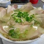 つちのこ - 料理写真:塩チャーシューメン
