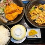 食事処 葵 - 料理写真:日替わり定食 ¥756(税込)