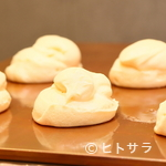 カフェ アンノン - こだわりの玉子を使用したふんわりスフレパンケーキ