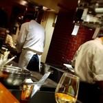 AU GAMIN DE TOKIO - オープンキッチン