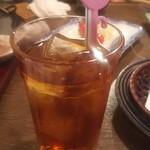 だんまや水産 - ウーロン茶(2017.12.14)