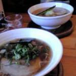心麺 - 醤油&塩