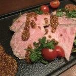 Dining Bar W - ローストビーフ