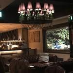 Dining Bar W - 内観ね