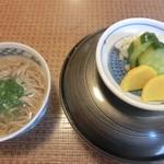 78569251 - 蕎麦&親子丼