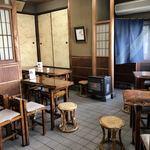 粟餅所・澤屋 - 店内4