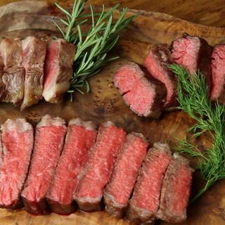 とにかく高品質なイイニクがお手頃に食べられる肉バル★