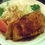 みの家 - 豚の生姜焼き