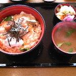 宇田川 - 親子丼