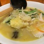 TORISOBA 雄 - 鶏そば野菜入り