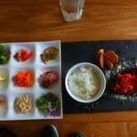 OREGAYAREBA - 前菜とイタリアンカツレツ