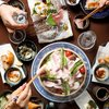 かおりひめ - 料理写真:宴会プランは季節限定と通年コース2種