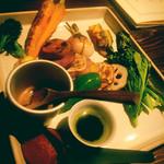 きび - 焼き野菜