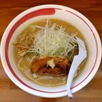 札幌らーめん Tunatori - 味噌(800円)