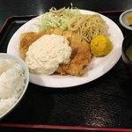 鶏料理太閤 - チキン南蛮定食
