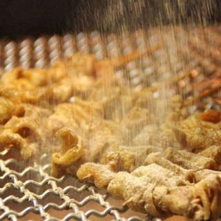 伝串にかける大豆スパイス