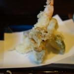 舞扇 - 天ぷら