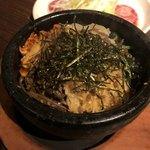 牛すけ - 石焼ビビンバ