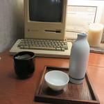 玄挽蕎麦 NAGARA - 燗酒