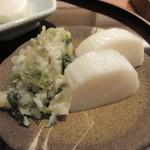 玄挽蕎麦 NAGARA - 「蒲さし」