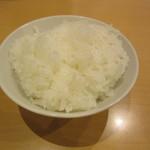 山本屋総本家 - ご飯(ランチタイム100円)