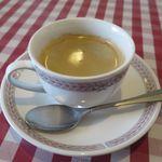 パラティーノ - ホットコーヒー
