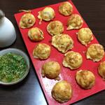 薩摩屋 - 料理写真:玉子焼(明石焼)(500円)
