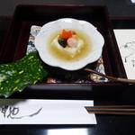 新日本料理 神也 - とうふ