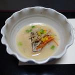 新日本料理 神也 - ブリとかぶら粕煮