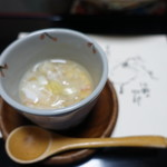 新日本料理 神也 - 茶碗蒸し