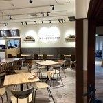 キョウトギオンミュージアムカフェ プロデュース バイ ノースショア - 席数は多いです