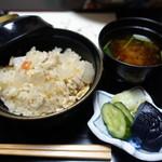 新日本料理 神也 - 味ごはん