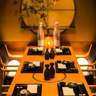 少人数様のお客様から団体様まで多彩な宴会個室をご用意
