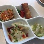 Shisenhanten - 前菜 4種