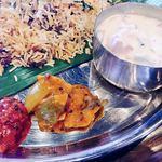 Spice&Dining KALA - ライタにチャトニ
