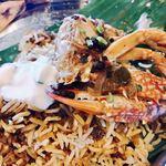 Spice&Dining KALA - 蟹蟹しながらマジェマジェ♪