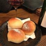 ダイナーロカ+カフェ - 自家製パン