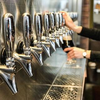 日本各地のクラフト【生】ビールあります!