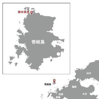 勝島漁港ってどこ?