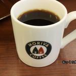 モリバコーヒー - モリバブレンドS 170円