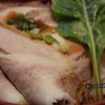 BistroW - メインのローストポーク丼