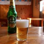 バーンウエンター - チャーンビール