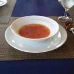 78596242 - スープもお上品な味