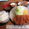 割烹 とんかつ松村 - 料理写真:とんかつ定食