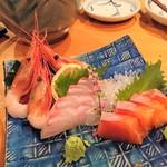 78598166 - 鮮魚のお造り
