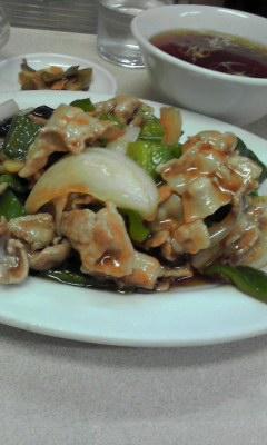 中華料理 福すい