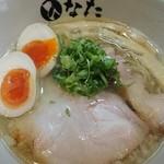 麺や ひなた - 料理写真:塩ら~めん(味タマ付)♪